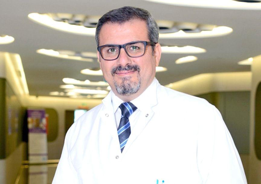 Безплатни онлайн консултации с проф. д-р Ердал Карайоз специалист по лечение със стволови клетки