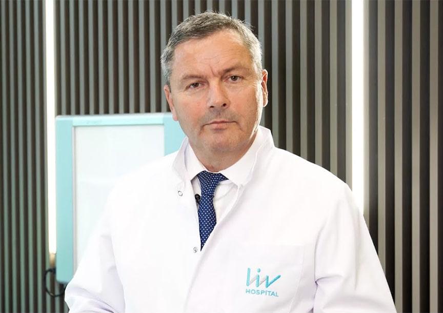 Турския неврохирург проф.  д-р Туфан Хичдьонмез ще провежда безплатни консултации на  29ти и 30ти октомври в София